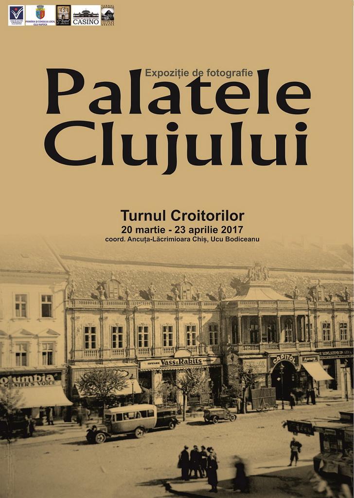Palatele Clujului @ Turnul Croitorilor