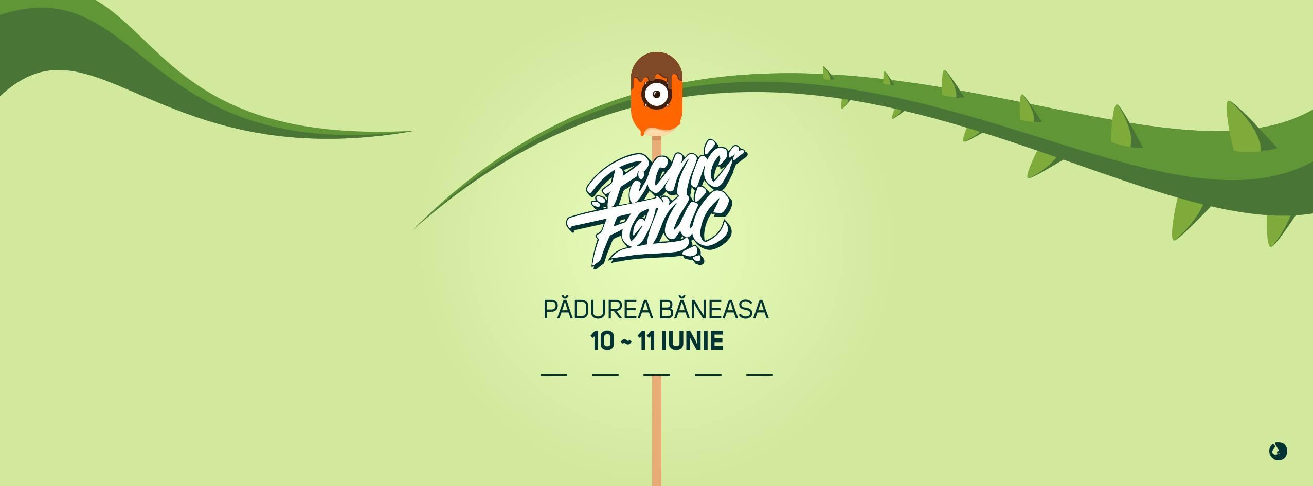 Picnic Fonic Festival – Padurea Baneasa