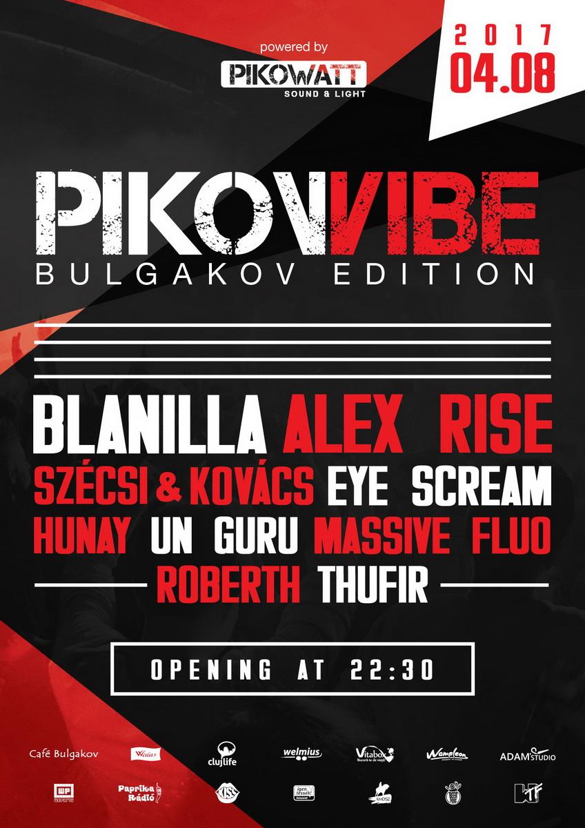 Pikowibe @ Bulgakov Café