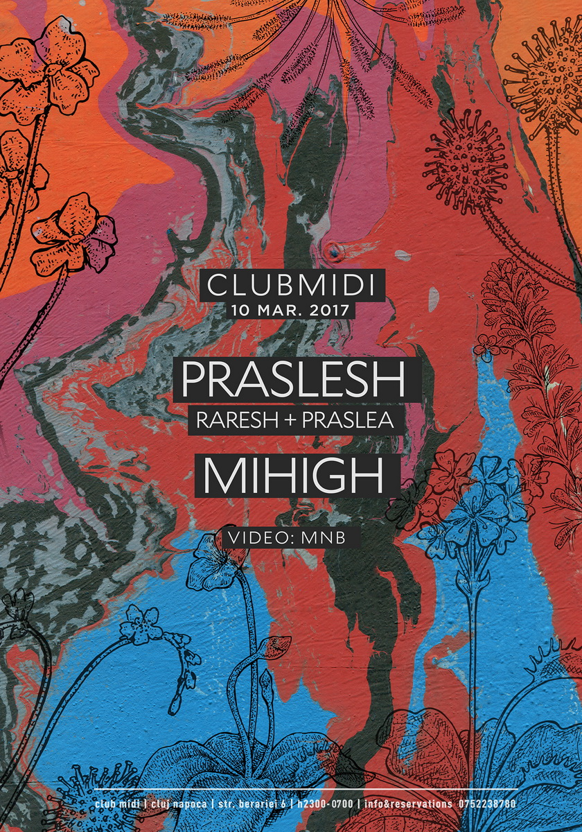 Praslesh / Mihigh @ Club Midi
