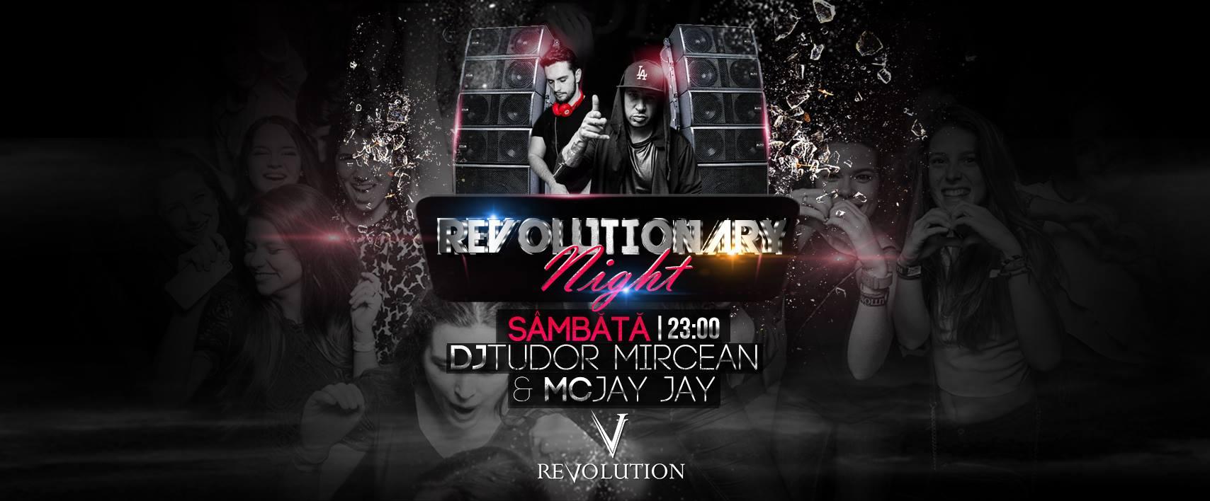 Revolutionary Night @ Revolution Club