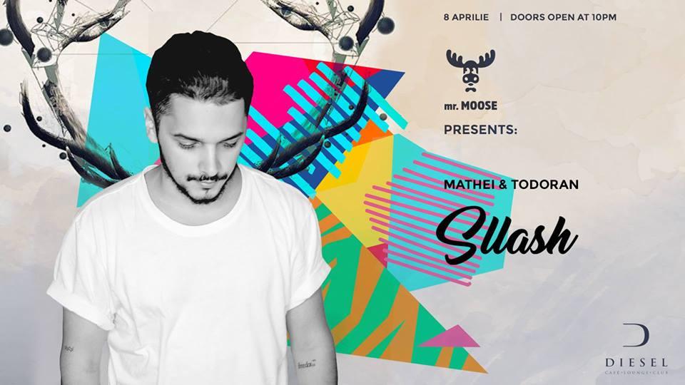 sllash / mathei / todoran @ Diesel Club