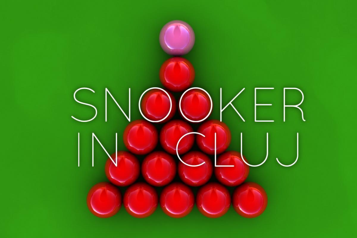 Unde poți juca snooker în Cluj