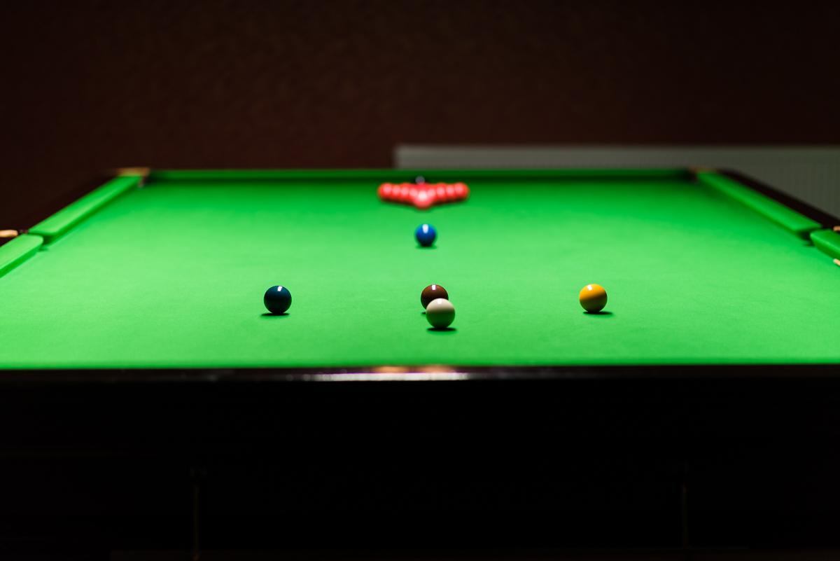 Cum a fost la Snooker Club