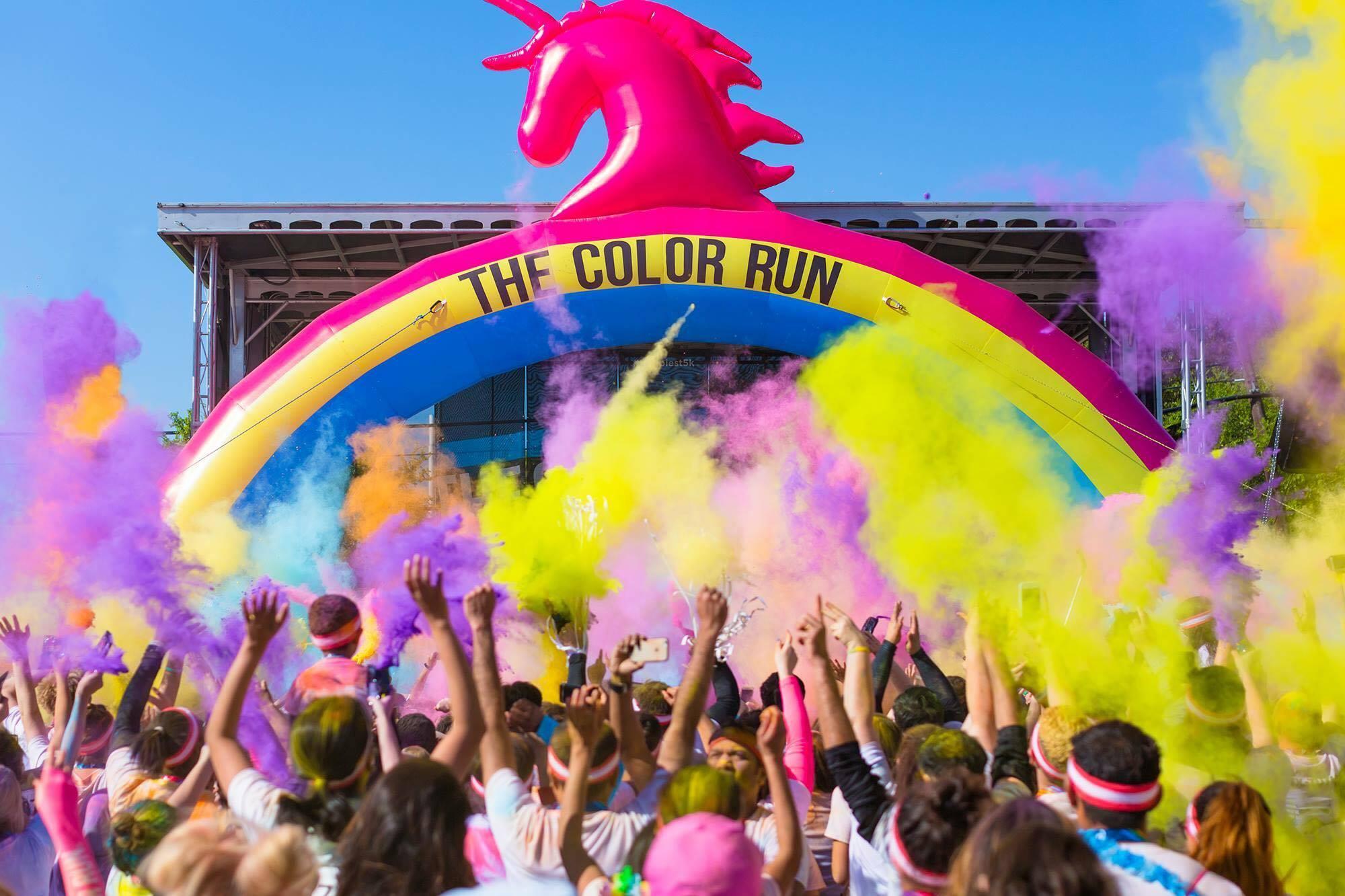 The Color Run Dream Tour @ Piața Unirii