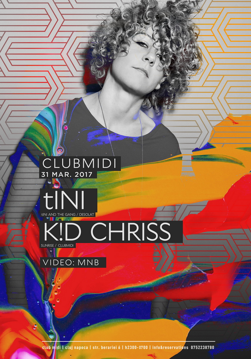 tINI / K!D Chriss @ Club Midi