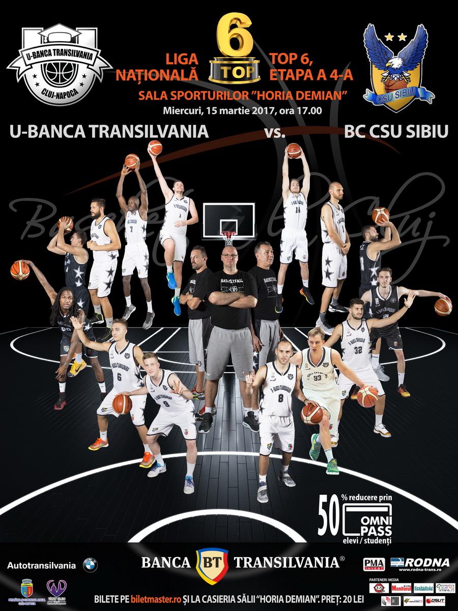 U-Banca Transilvania – BC CSU Sibiu