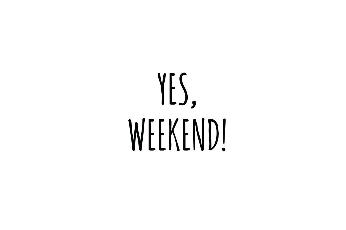 Idei care să te inspire pentru planurile de weekend