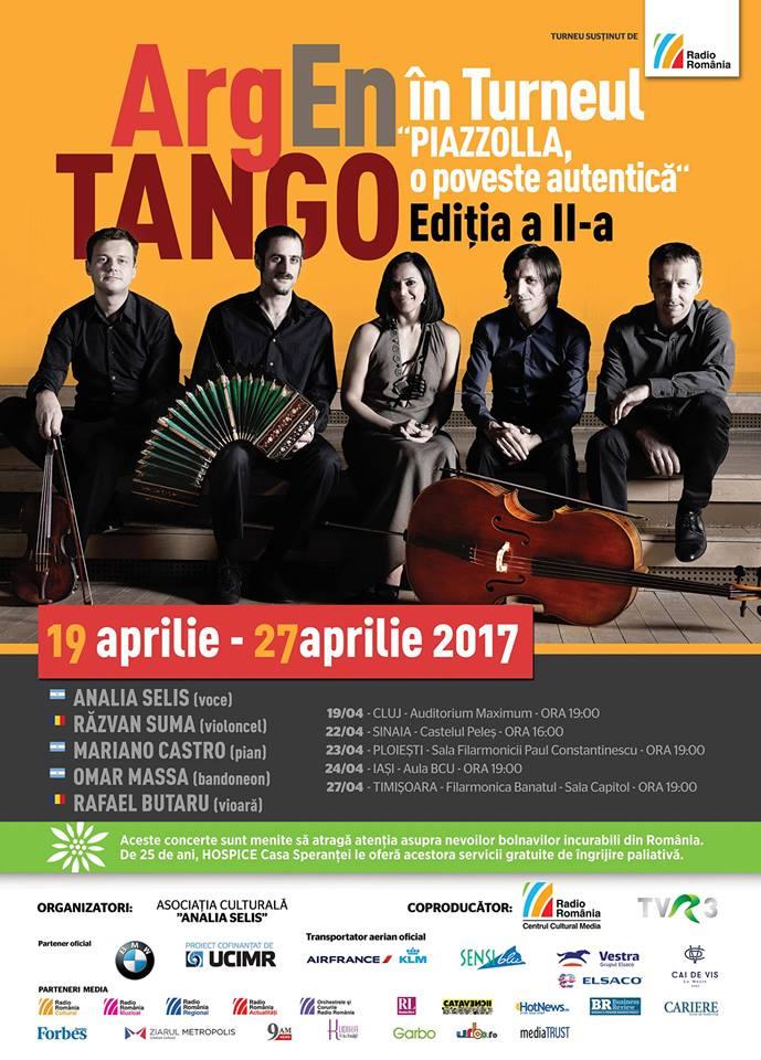 ArgEnTango @ Auditorium Maximum