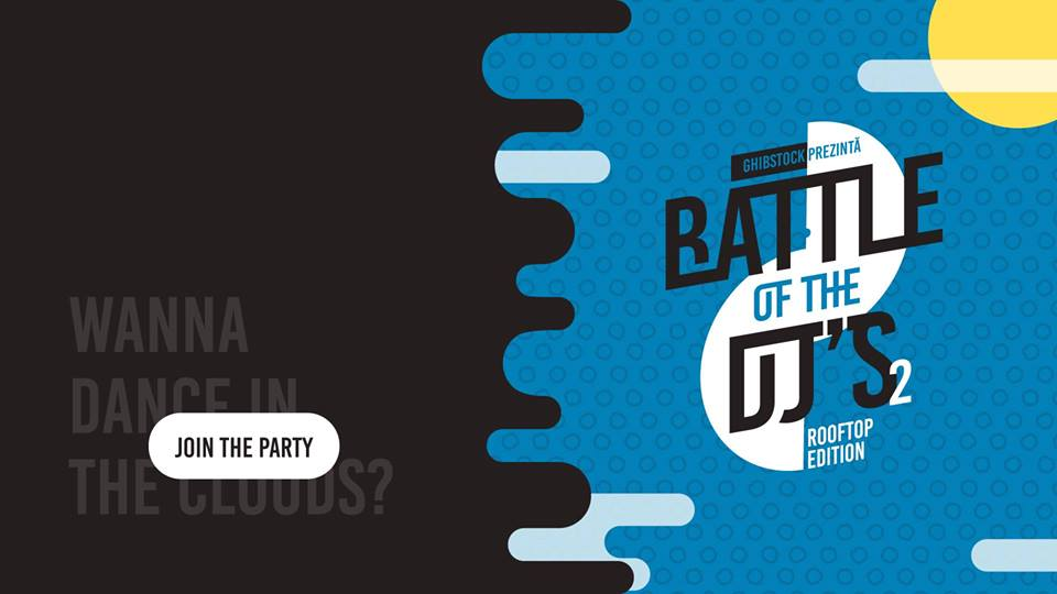 Battle of the DJ's @ Cluj Business Campus
