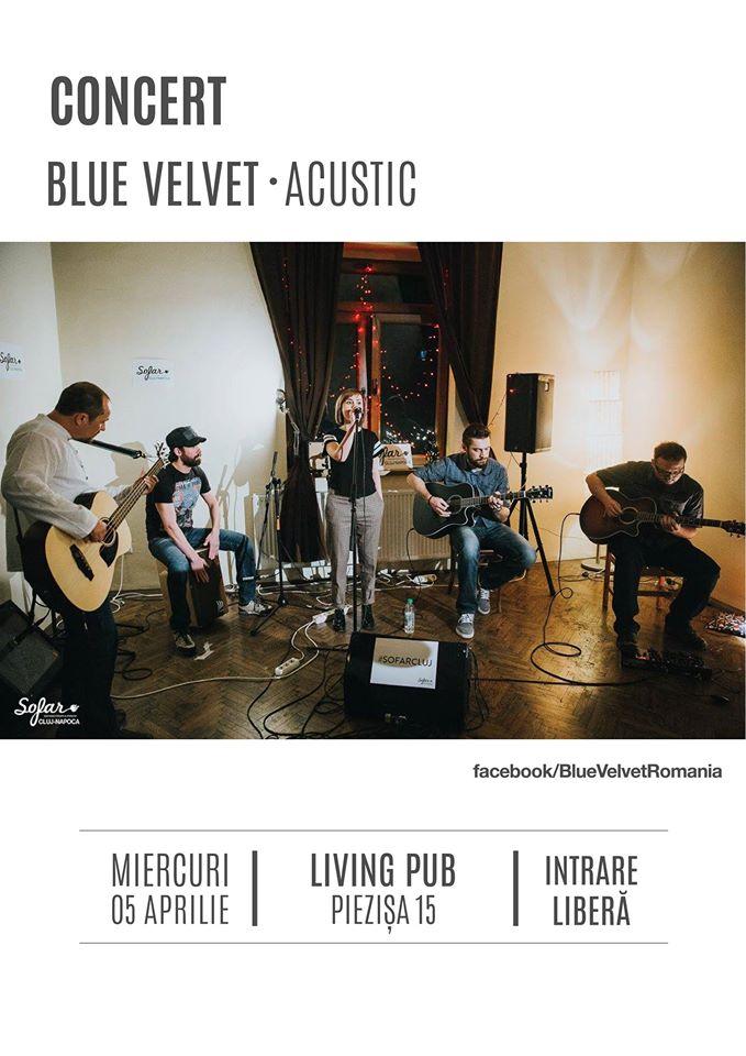 Blue Velvet @ Living Pub