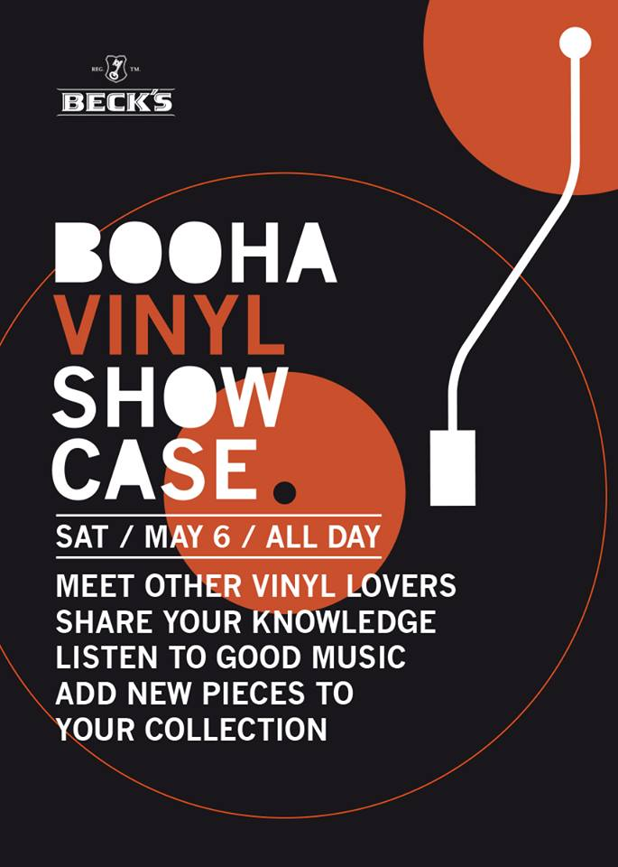 Booha Vinyl Showcase @ Booha Bar