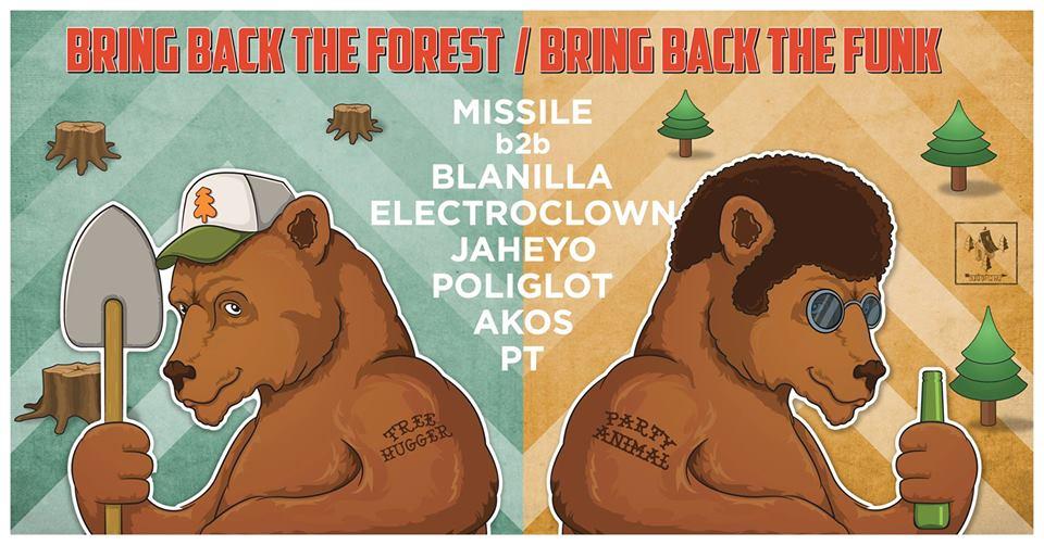 Bring back the Funk / Bring back the Forest @ După Ski la wU