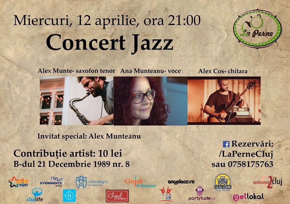 Concert Jazz @ La Perne