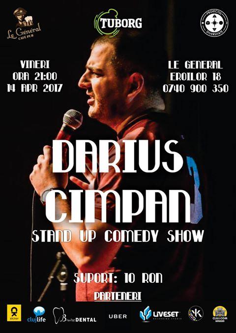 Darius Cîmpan @ Le Général Café-Pub