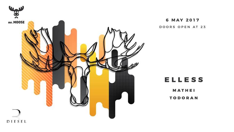 Elless / Mathei / Todoran @ Diesel Club