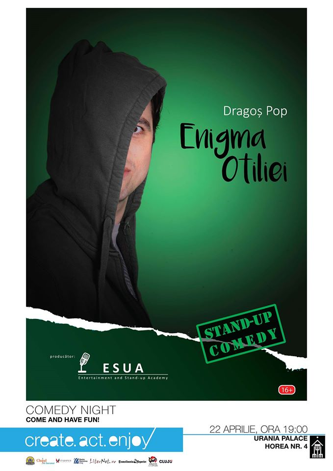 Enigma Otiliei @ Urania Palace