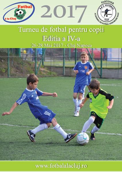 Fotbal à la Cluj @ Baza Sportivă Unirea