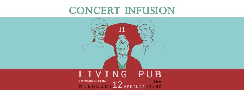 Infusion @ Living Pub