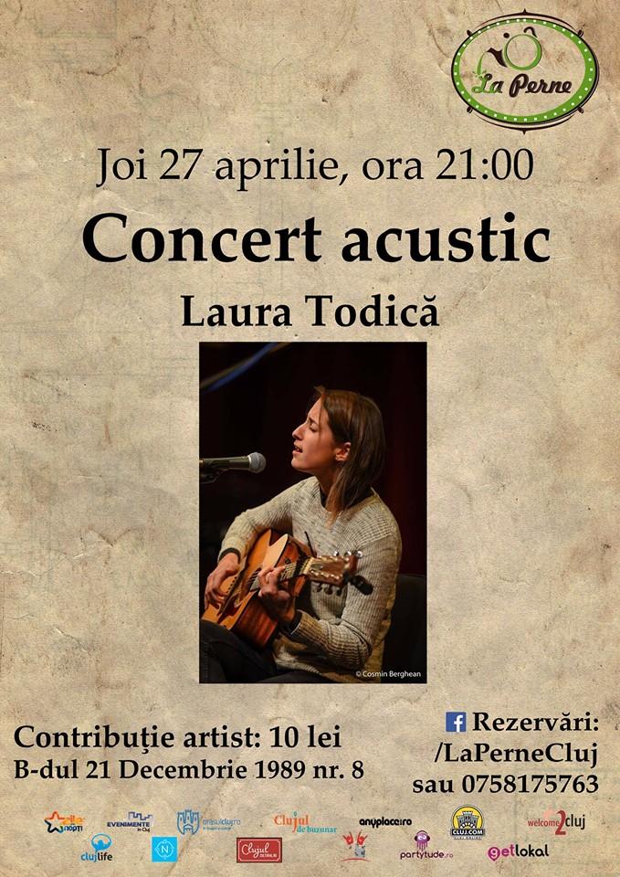 Laura Todică @ La Perne
