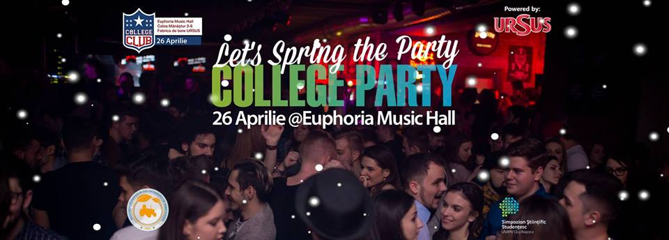 Let's Spring the Party @ Euphoria Music Hall