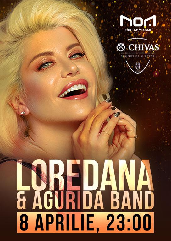 Loredana Groza @ Club NOA