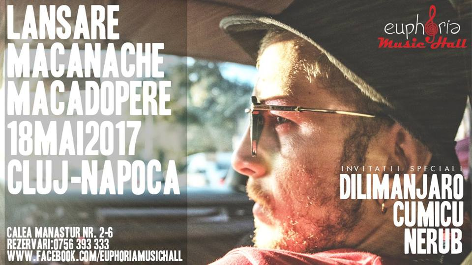 Macanache @ Euphoria Music Hall