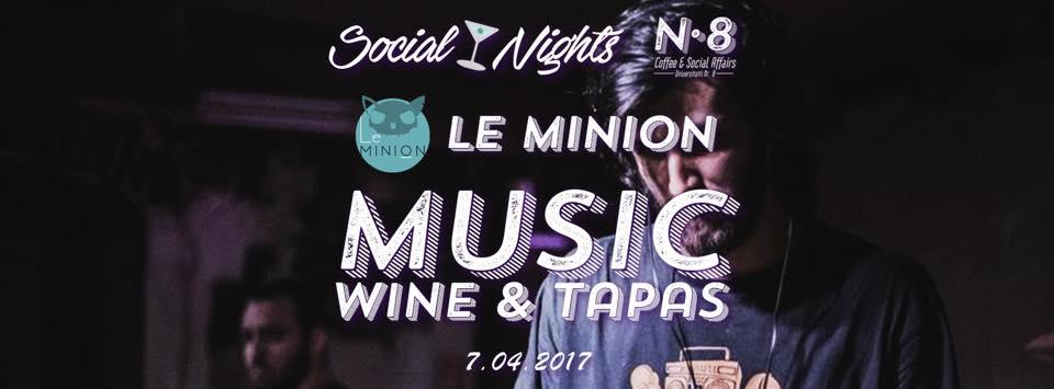 Music Wine & Tapas @ N8 Coffee