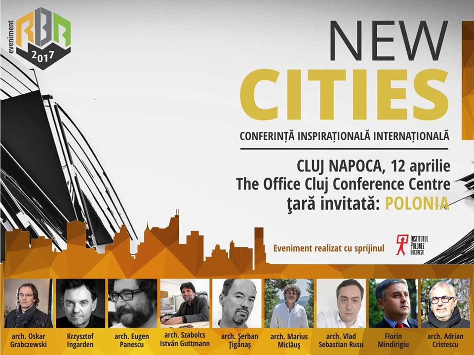 New Cities @ The Office