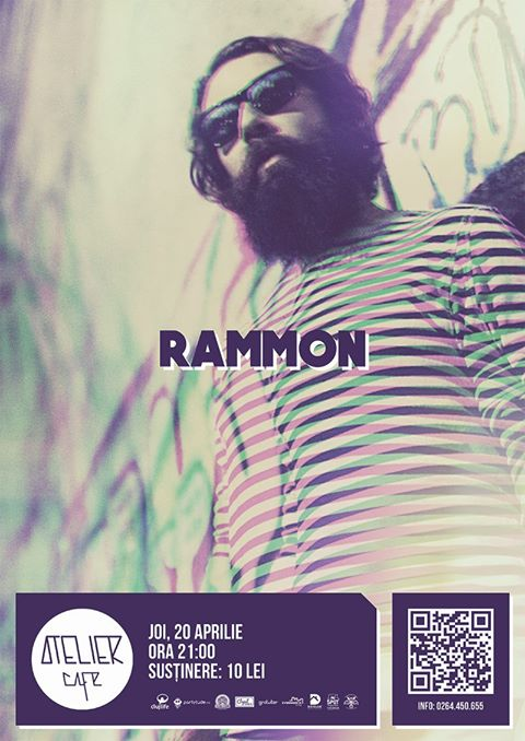 Rammon @ Atelier Cafe