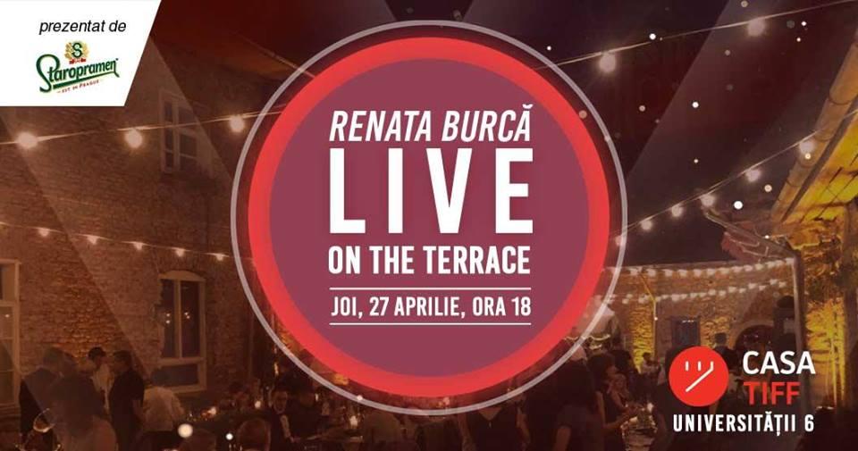 Renata Burcă @ Casa TIFF