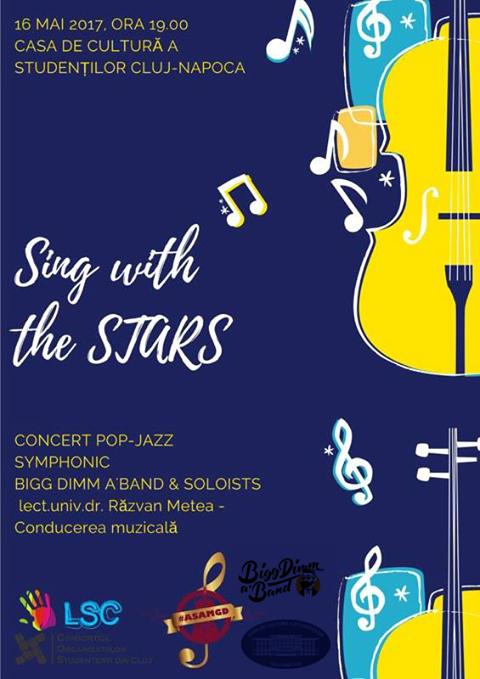 Sing with the stars! @ Casa de Cultură a Studenților