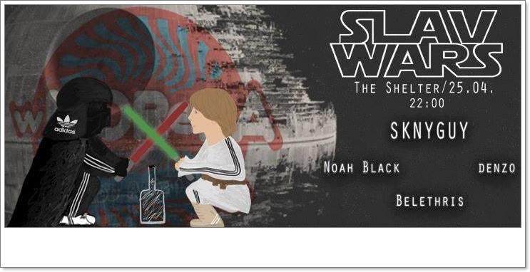 Slav Wars @ The Shelter