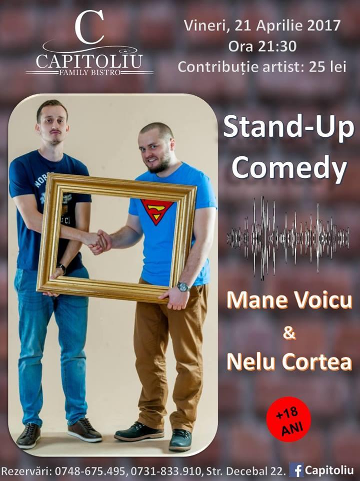 StandUp Comedy @ Capitoliu Bistro