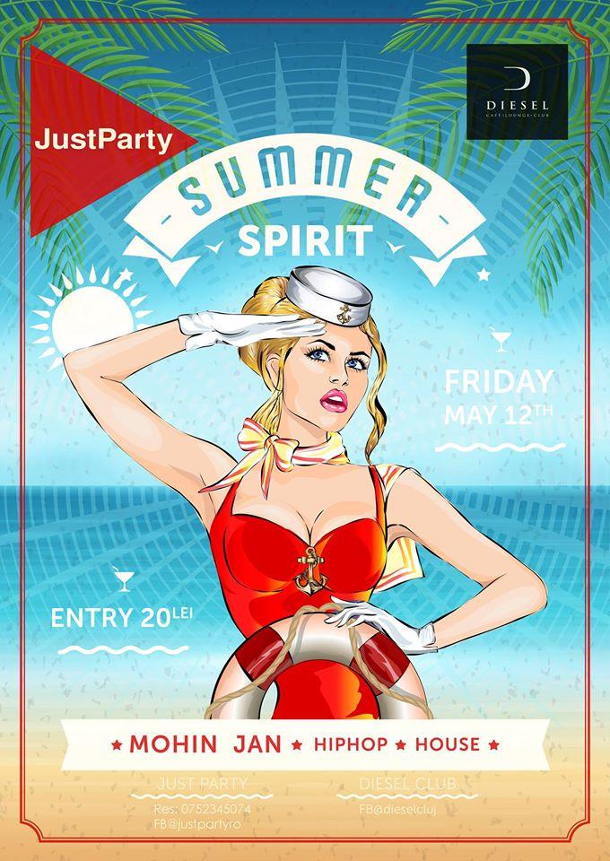 Summer Spirit @ Diesel Club