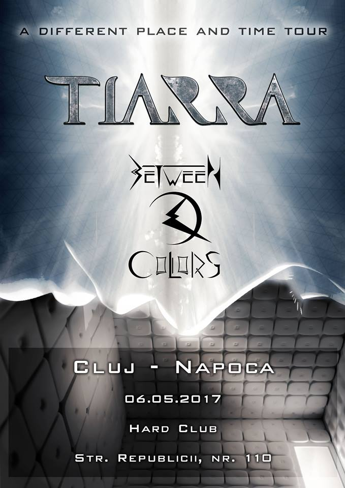 Tiarra & Between Colors @ Hard Club