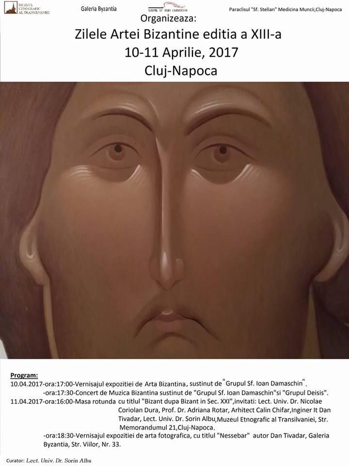 Zilele Artei Bizantine @ Muzeul Etnografic
