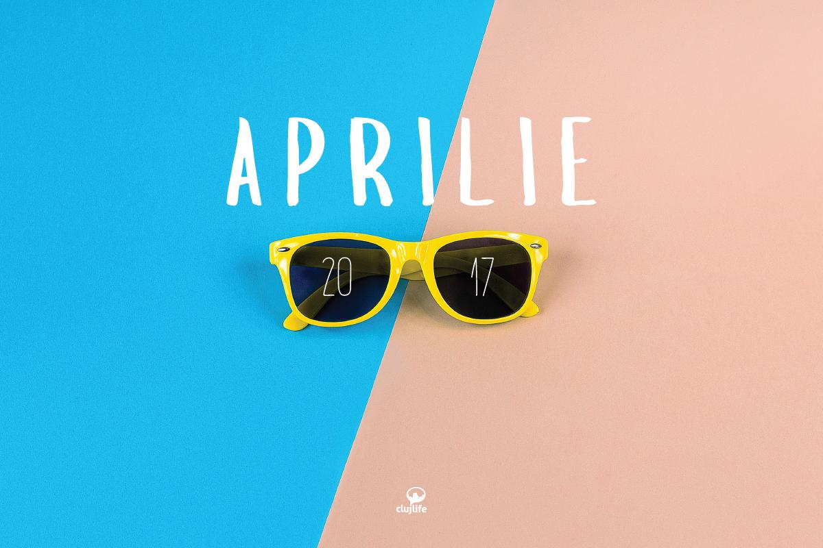 12 evenimente de neratat în luna aprilie în Cluj