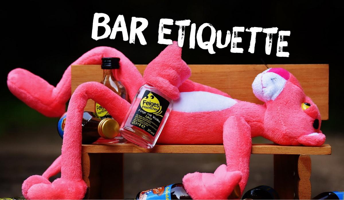 Cum să comanzi la bar fără să pari amator