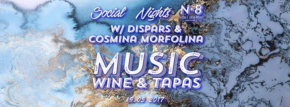 Social Nights @ N8 Coffee