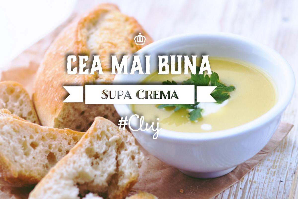 Unde găseşti cea mai bună supă cremă în Cluj?