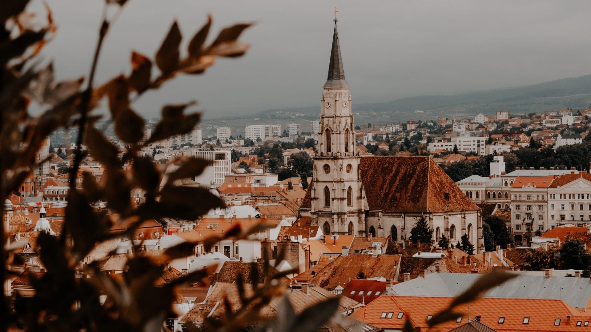 Locuri din Cluj care îți oferă panorame deosebite deasupra orașului