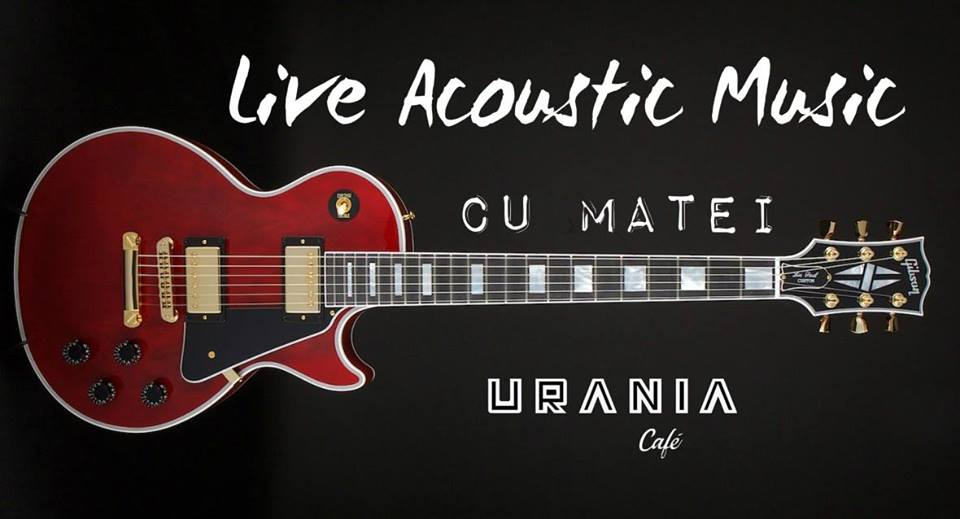 Acoustic Summer Night @ Urania Cafe