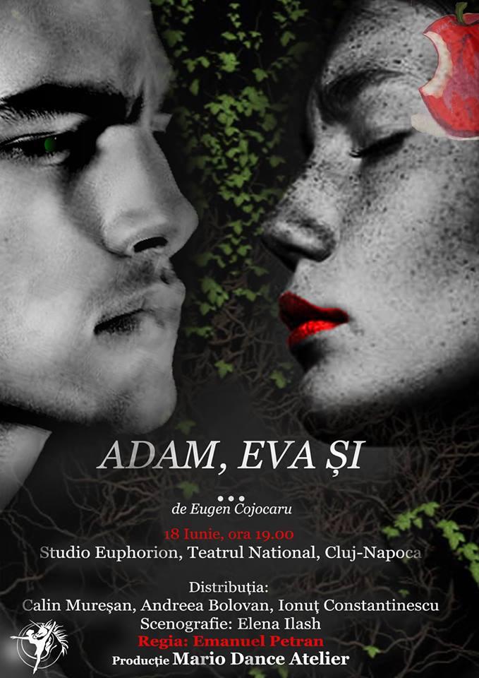 Adam, Eva și @ Teatrul Național