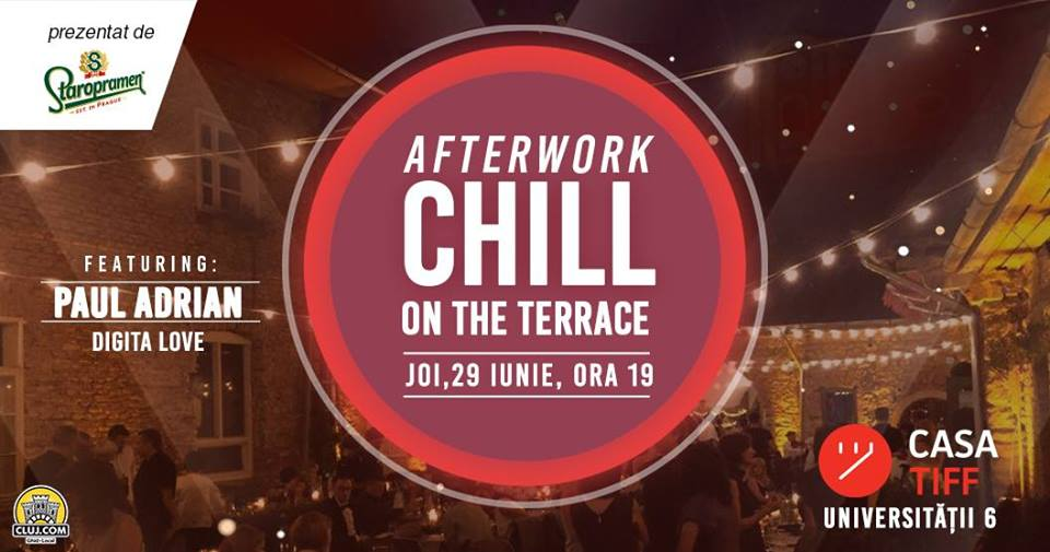 AfterWork Chill on the Terrace @ Casa TIFF