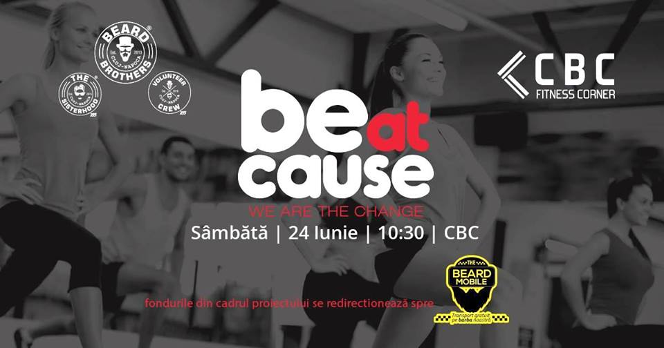 Be(at)cause @ CBC Fitness Corner