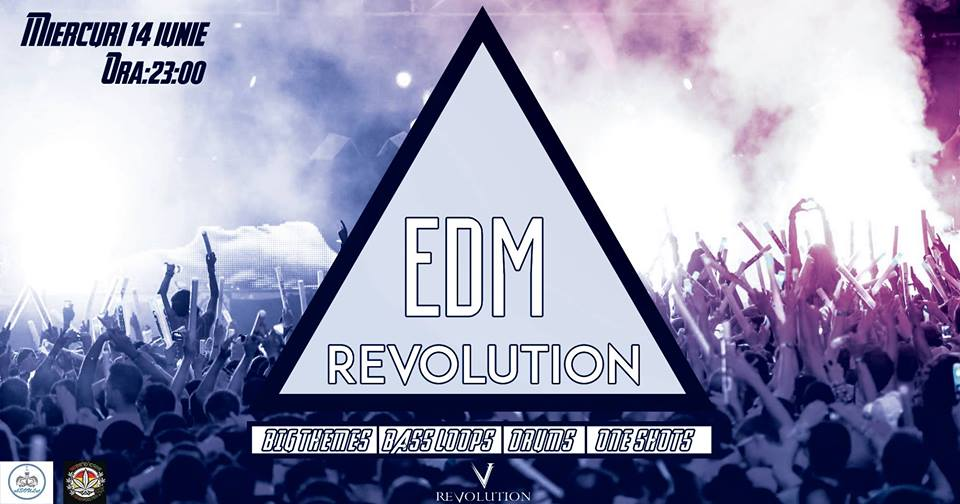 EDM Revolution @ Revolution Club