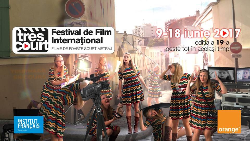 Festivalul de foarte scurt metraj Très Courts