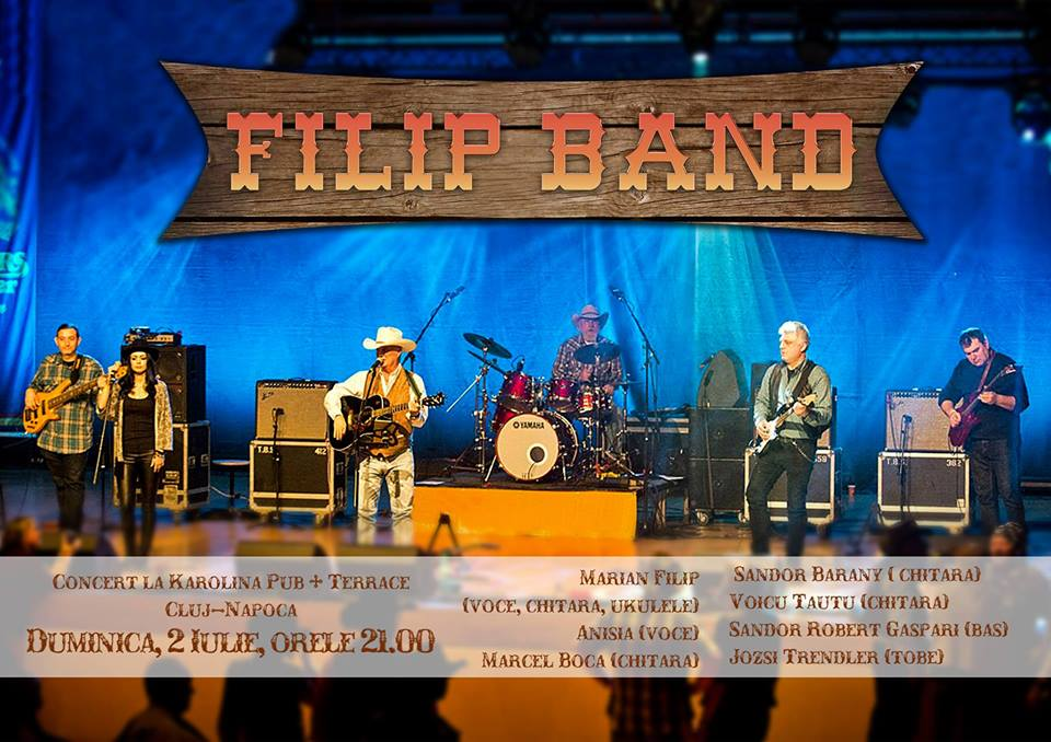Filip Band @ Karolina Pub & Terrace