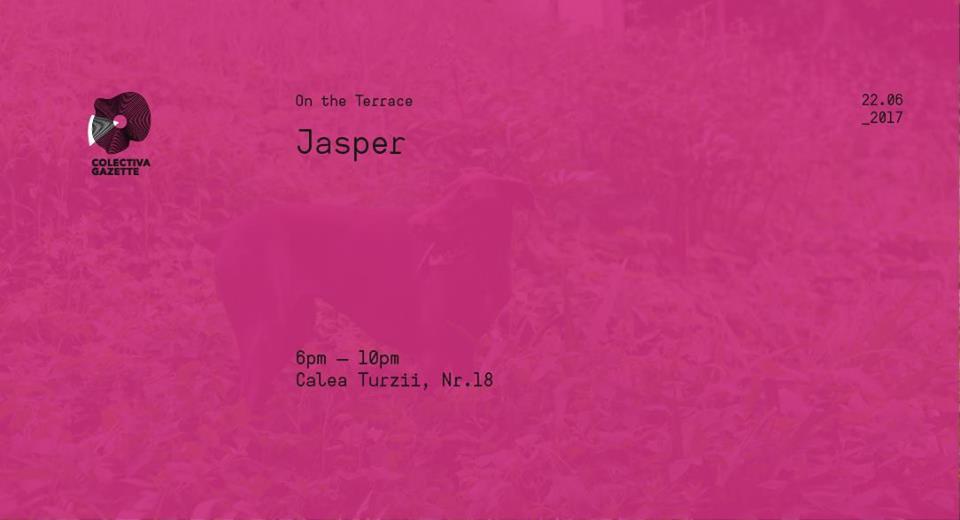 Jasper @ Colectiva Gazette